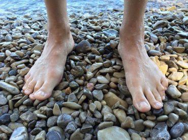Going barefoot in the clinic… some things to consider